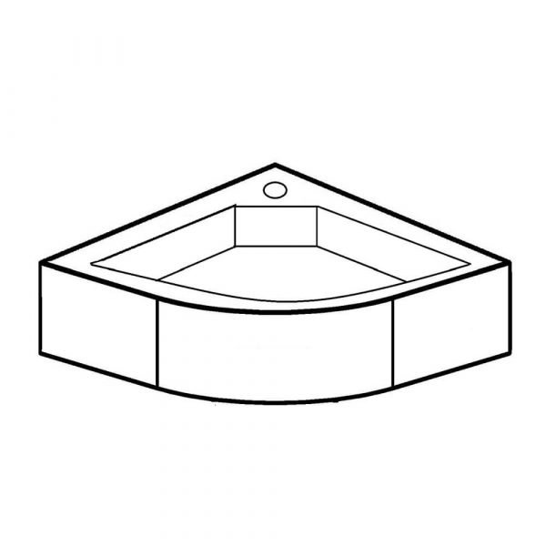 stone wall mount sink-4