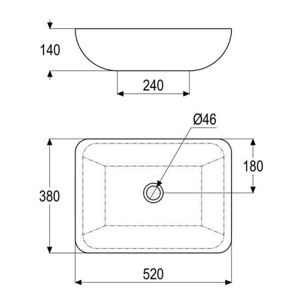 stone vessel basin-4