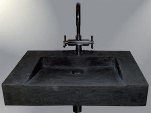 wall mount trough sink-1