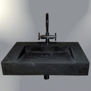 wall mount trough sink-1