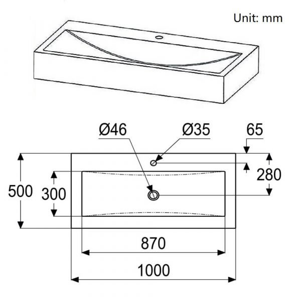 stone trough basin-4