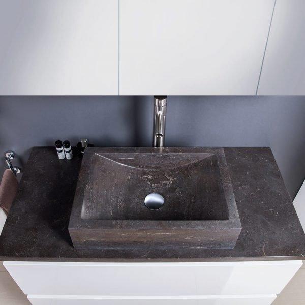 stone rectangular sink-3