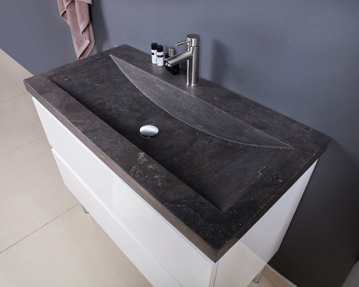 bluestone sink