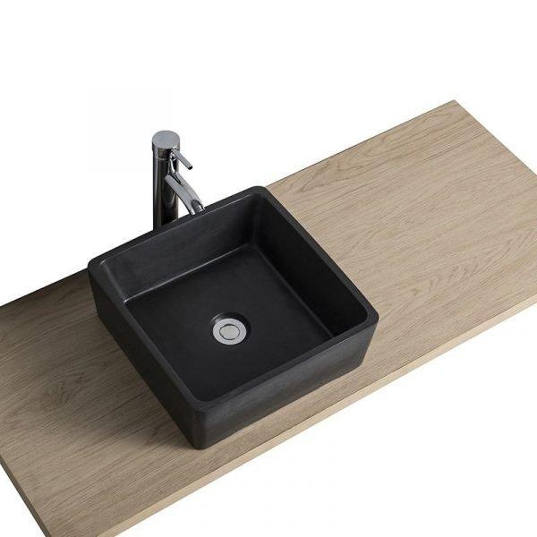 concrete sink basin-2