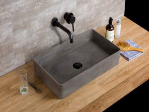 concrete basin sink-1