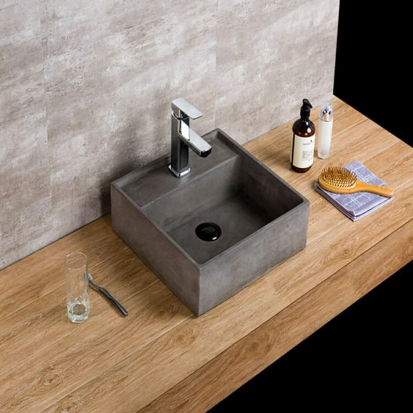 concrete basin sink-2