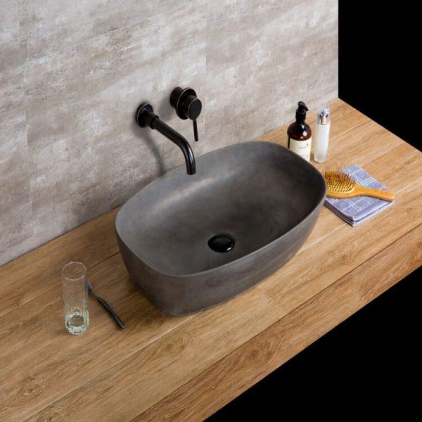 concrete wash basin-2