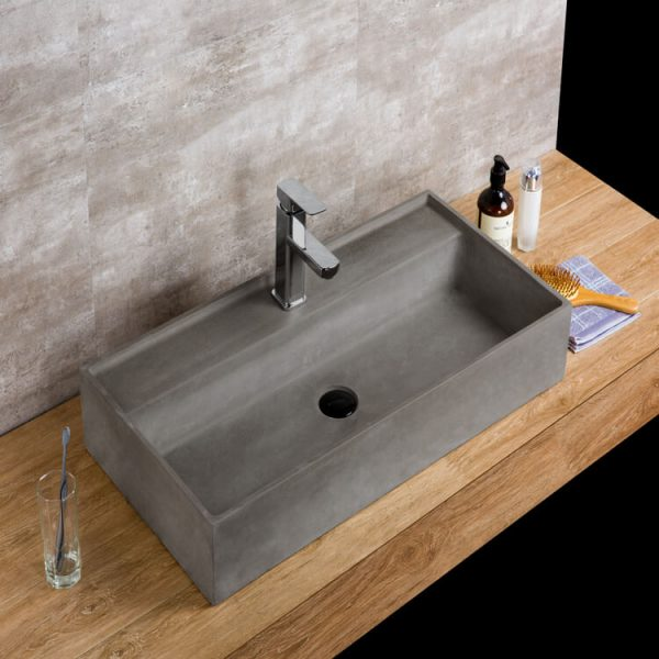 concrete wash basin-1