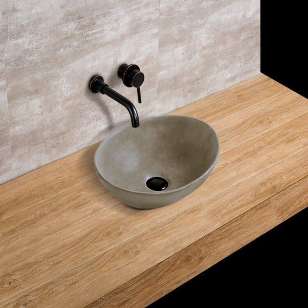 concrete sink bowl-3