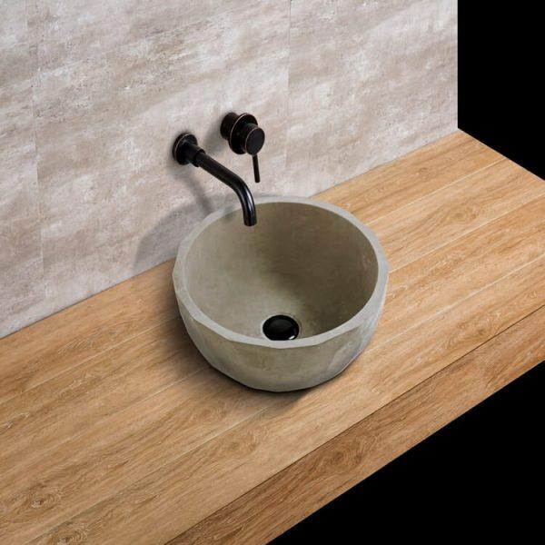 concrete sink bowl-4