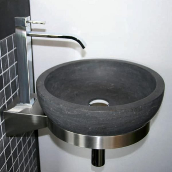 round stone basin-3