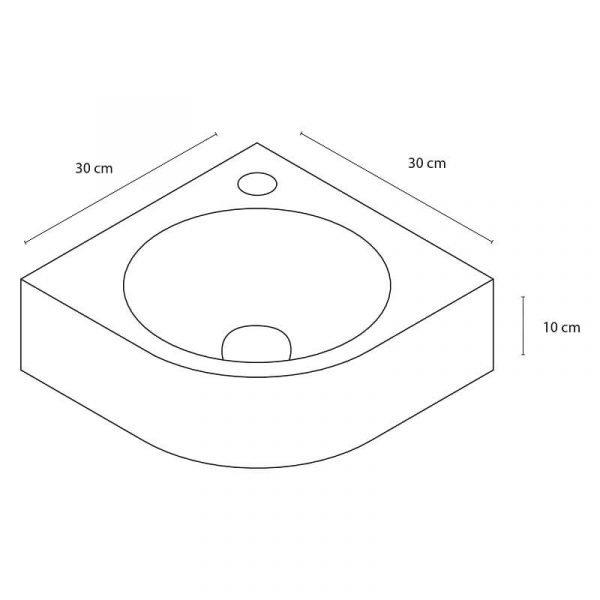 natural stone basin-4