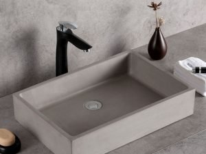 concrete vessel sink-1