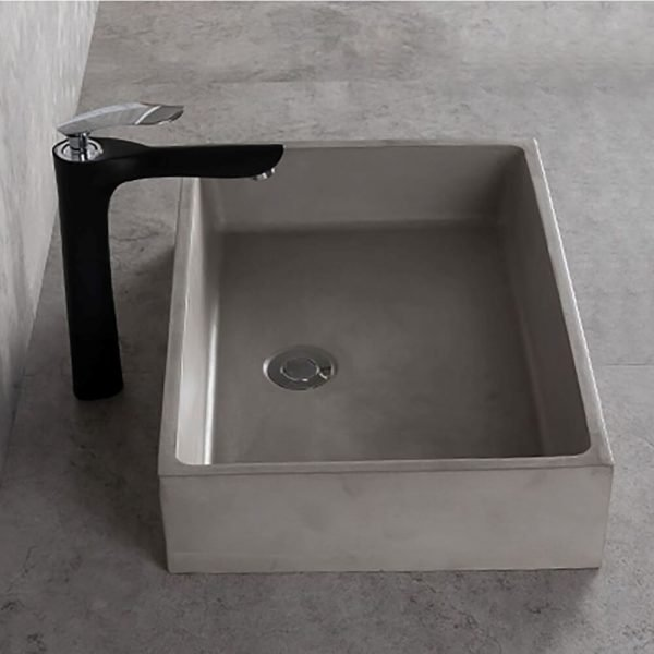 concrete vessel sink-2