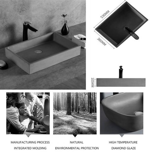 concrete vessel sink-4