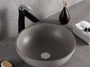 concrete sink cast-1