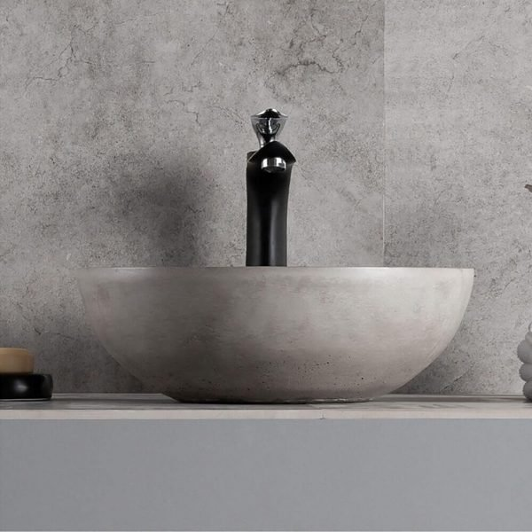 concrete sink cast-2