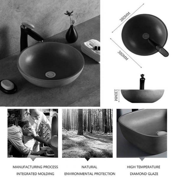 concrete sink cast-4