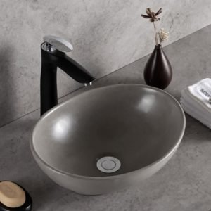 concrete sink for bathroom-1