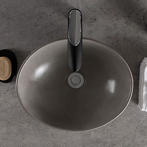 concrete sink for bathroom-2