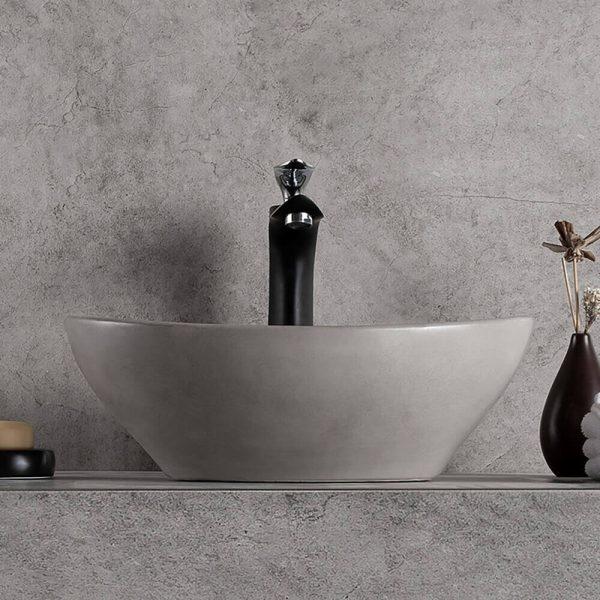 concrete sink for bathroom-3