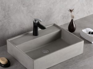 modern concrete sinks-1