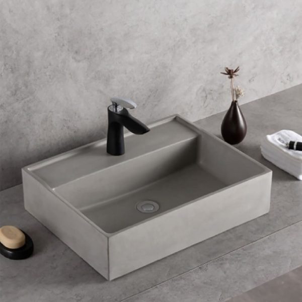 modern concrete sinks-1