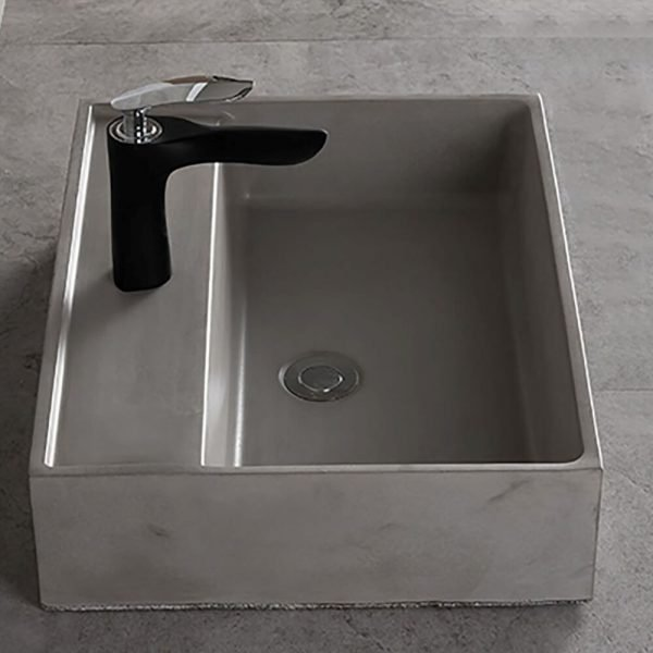 modern concrete sinks-3