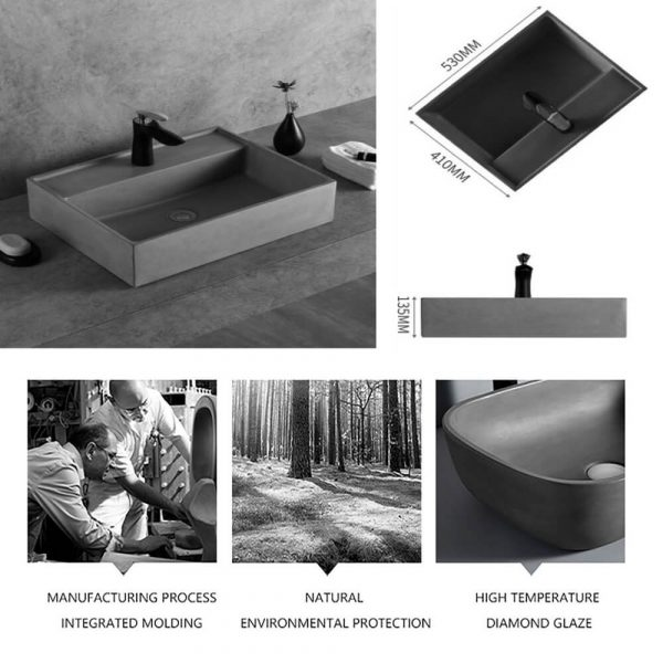 modern concrete sinks-4