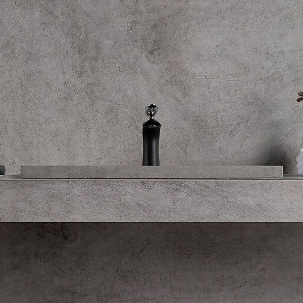 concrete undermount sink-3