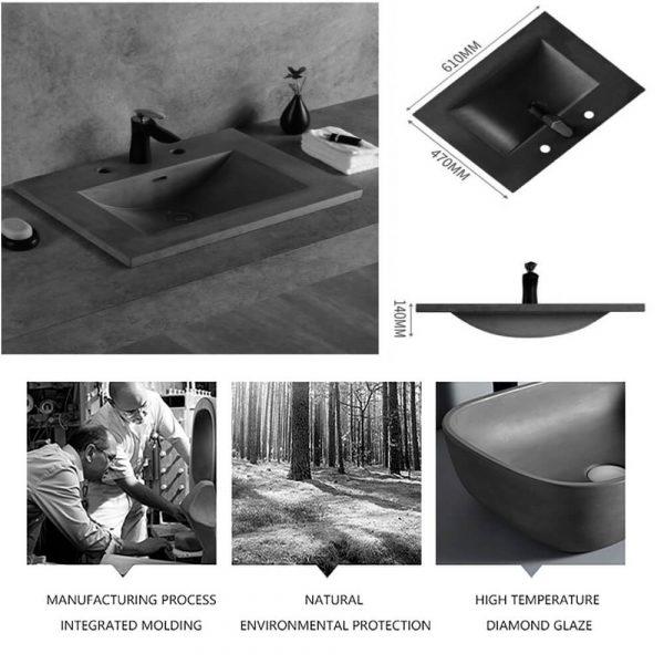 concrete undermount sink-4