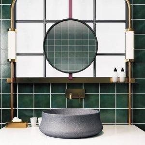 terrazzo bathroom sink-1