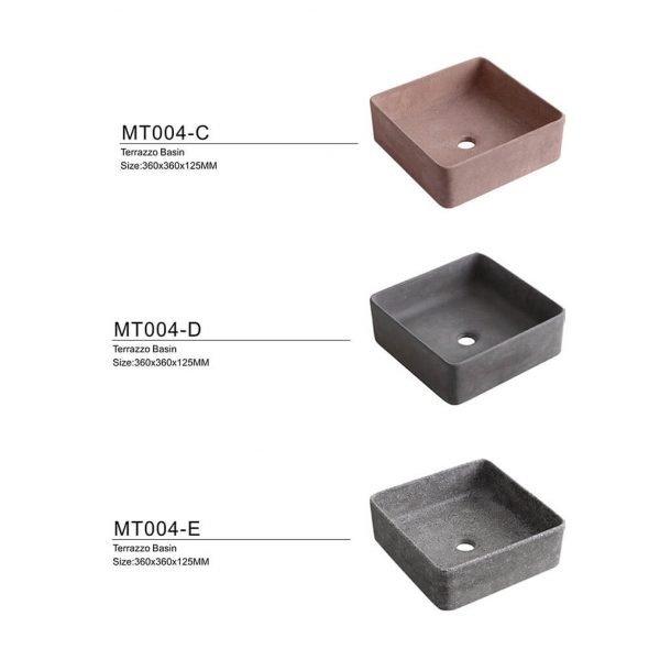 terrazzo wash basin-3