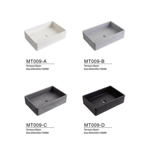 terrazzo hand basin-3