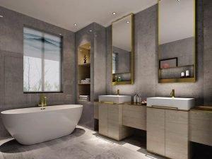 terrazzo stone basins-1