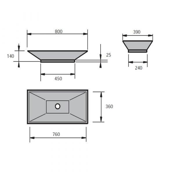 stone sink trough-4