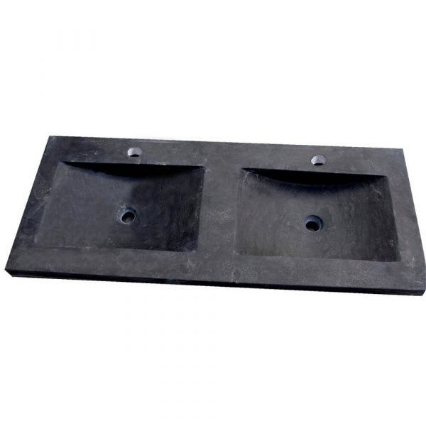 double vanity sink-2