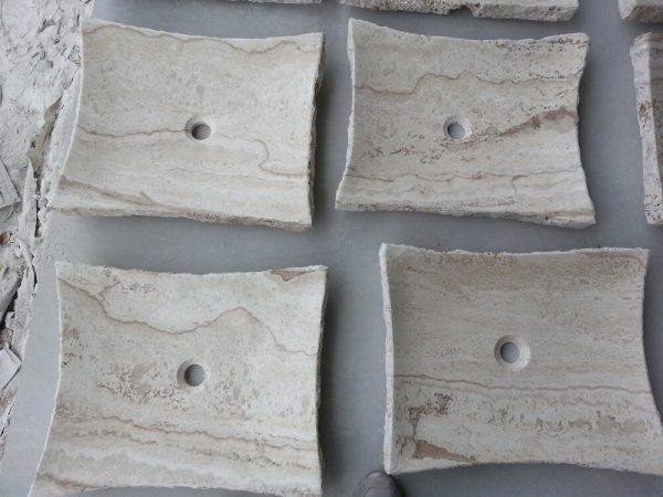 bathroom vessel sinks stone (2)