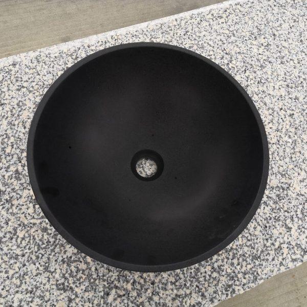 black sink bathroom MS0025 (3)