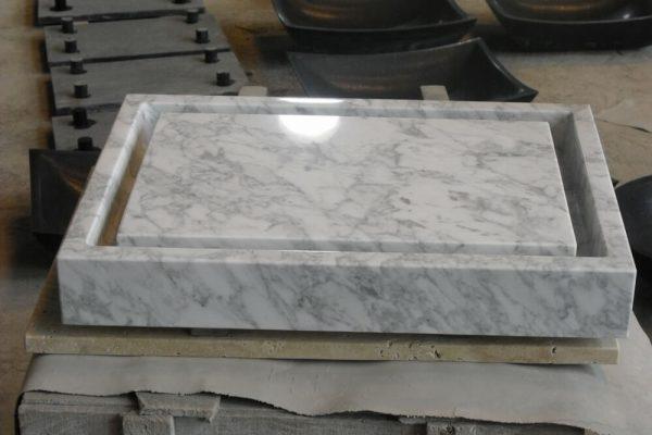 carrara marble vessel sinks (1)