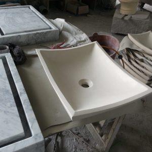 limestone vessel sink (2)
