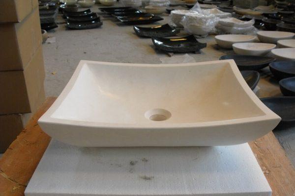 limestone vessel sink (4)