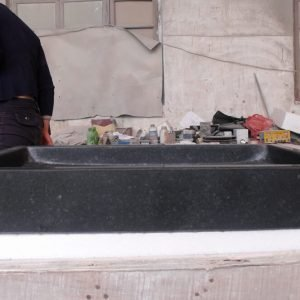 stone bathroom sink (2)