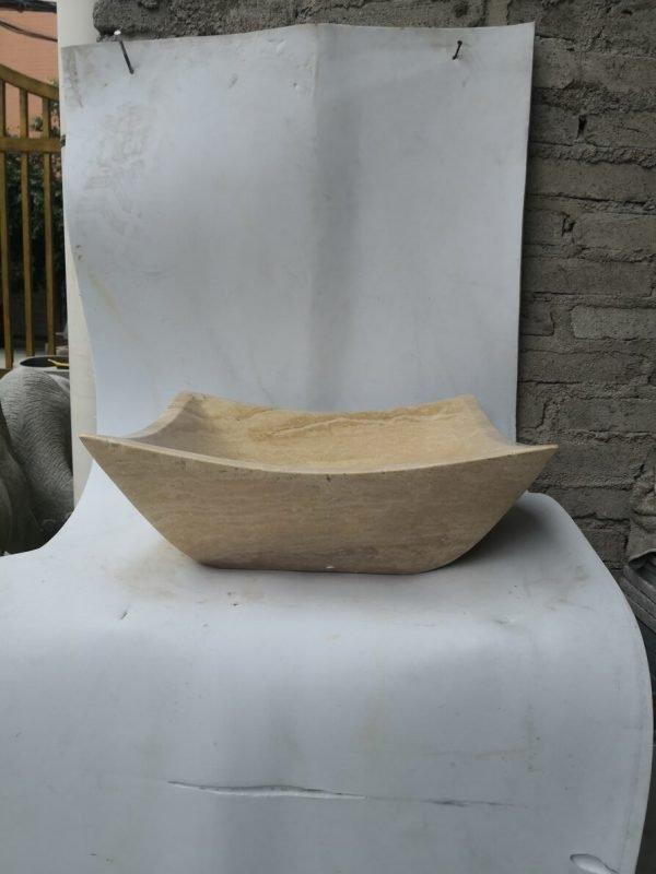 stone bathroom vessel sinks (1)