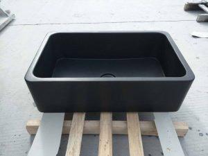 black kitchen sink undermount (2)