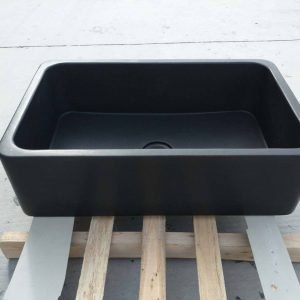 black kitchen sink undermount (2)