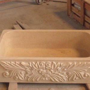 kitchen stone sink