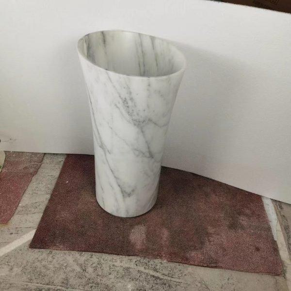 marble pedestal basin (2)
