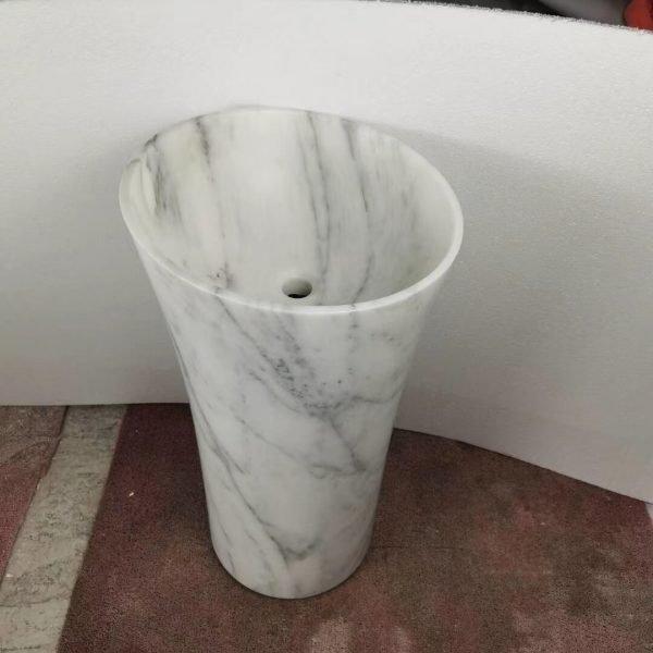 marble pedestal basin (3)