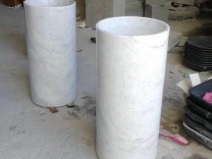 marble pedestal sink (3)